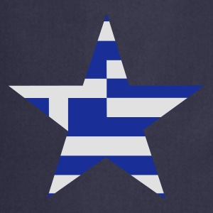 Marinblå greece_star T-shirts - Esiliina