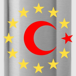 Turkey - Europe - EU  - Water Bottle