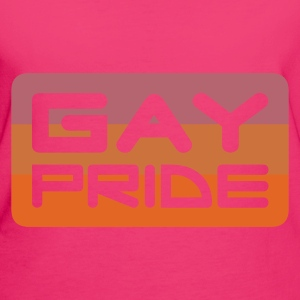 Gay Pride  - Organic damer