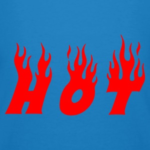 hot  - Ekologisk T-shirt herr