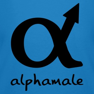alphamale  - Men's Organic T-shirt