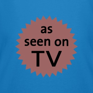 As Seen On TV  - Ekologisk T-shirt herr