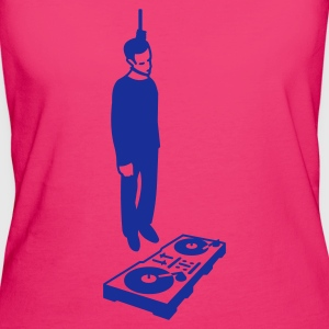 hang the DJ (1color) :-: - Frauen Bio-T-Shirt