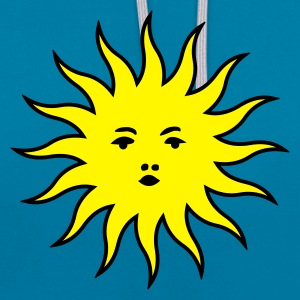 sun  - Sweat-shirt contraste