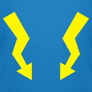 Flashes - Lightning  - Men's Organic T-shirt