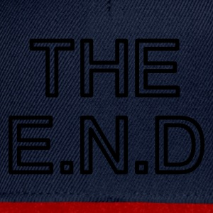 the end  - Czapka typu snapback