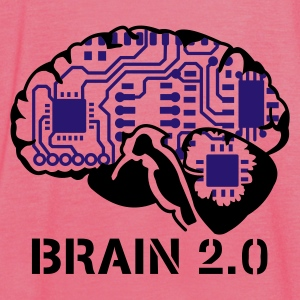 brain 2.0  - Women's Tank Top by Bella