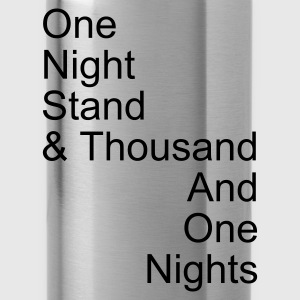 ::  one night stand :-:  - Drikkeflaske