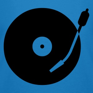 :: turntable :-:  - Männer Bio-T-Shirt
