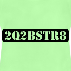 ::  too cute to be straight (1c) :-:  - Baby T-shirt