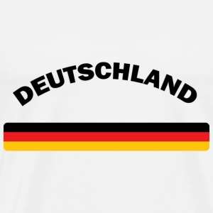Allemagne/Germany - T-shirt Premium Homme