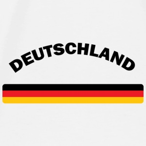 Deutschland Accessories - Men's Premium T-Shirt