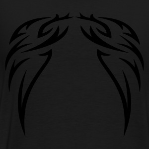 tattoo wings  - Männer Premium T-Shirt