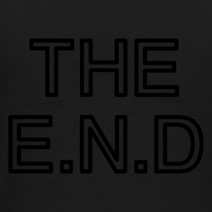 the end  - Männer Premium T-Shirt