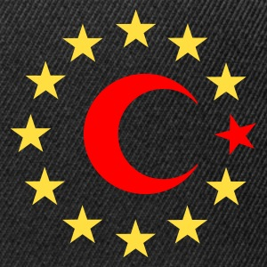 Turkey - Europe - EU  - Casquette snapback