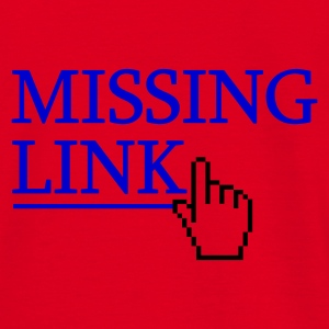 Missing Link - Männer T-Shirt