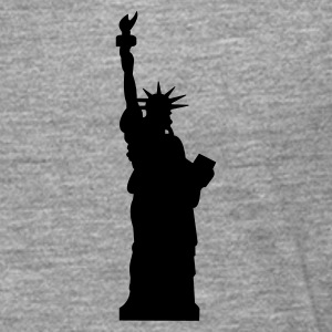 statue of liberty  - T-shirt manches longues Premium Homme