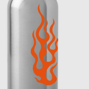 flames 3  - Trinkflasche
