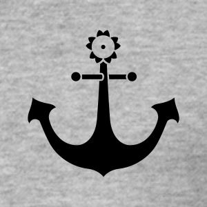 anchor - Men's Slim Fit T-Shirt