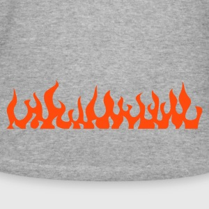flames  - Men's Slim Fit T-Shirt