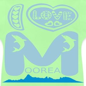 Moorea sweatshirt for kid - T-shirt Bébé