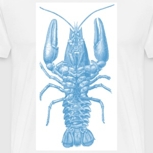 Blue Lobster - Men's Premium T-Shirt
