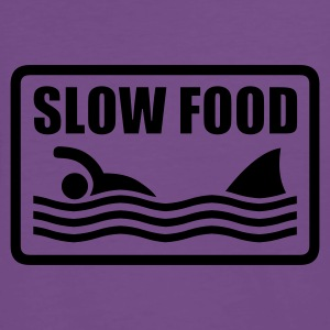 ::  slow food :-: - Männer Premium T-Shirt