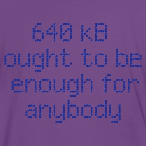 ::  640 kB for anybody :-: - Männer Premium T-Shirt
