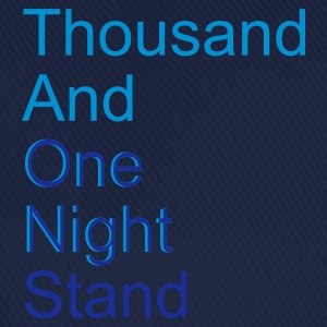 ::  thousand and one night stand (2colors) :-: - Baseball Cap