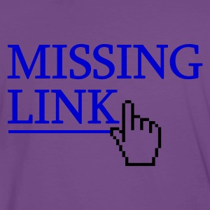 Missing Link  - Premium T-skjorte for menn