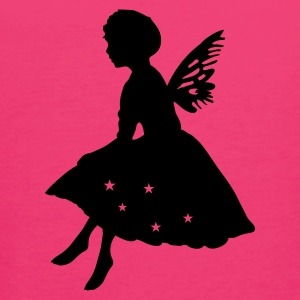 Little elf with wings Bags  - Women's Organic T-shirt