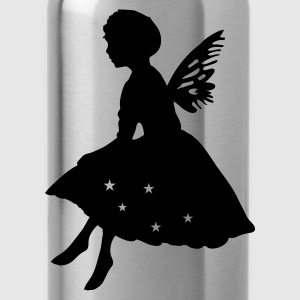 Little elf with wings Bags  - Water Bottle