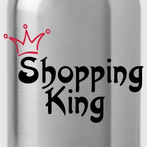 SHOPPING KING | Stofftasche - Trinkflasche