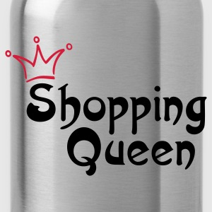 SHOPPING QUEEN | Stofftasche - Trinkflasche