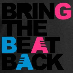 Nero Bring The Beat Back T-shirt - Felpa da uomo di Stanley & Stella