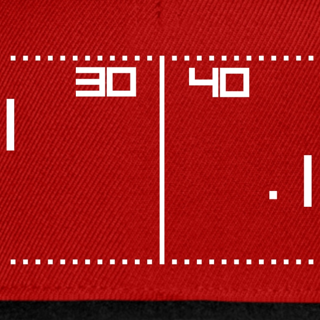 Pong Red