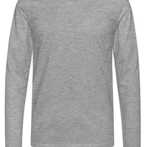 Heather grey wake up service (2c) Baby shirts - Mannen Premium shirt met lange mouwen