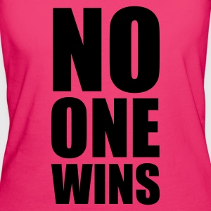 :: no one wins :-: - Women's Organic T-shirt