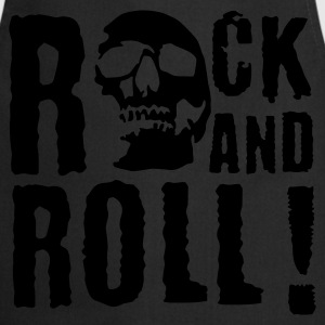 rock_and_roll_d_1c T-shirts - Forklæde