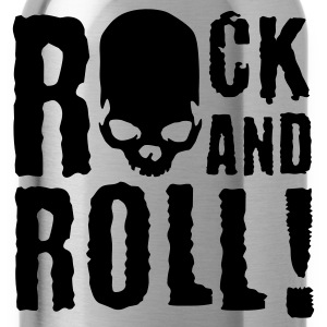 rock_and_roll_c_1c Felpe - Borraccia