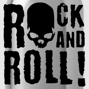 rock_and_roll_c_1c Delantales - Cantimplora