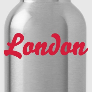 Navy London Pullover - Trinkflasche