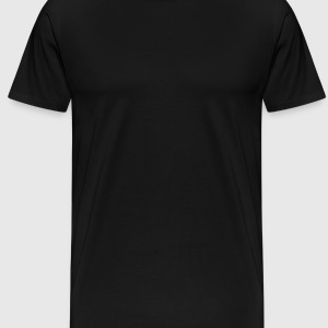 Black Human 2.0 (2c) Caps & Hats - Men's Premium T-Shirt