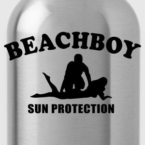 BEACHBOY Sun Protection T-Shirt - Trinkflasche