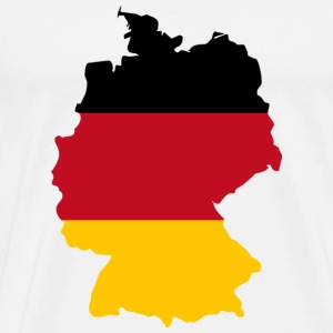 Deutschland Mugs & Drinkware - Men's Premium T-Shirt