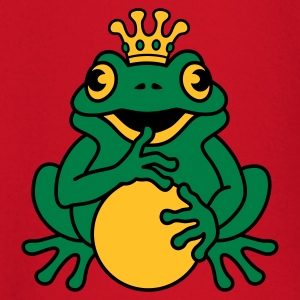 Frog Prince - Baby Long Sleeve T-Shirt
