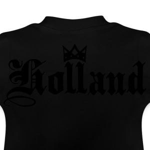Navy Holland with crown Kinder sweaters - Baby T-shirt