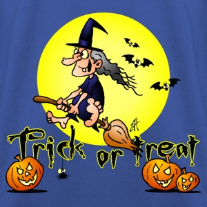 Halloween, Trick or treat Shirts - Men's Sweatshirt