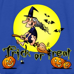 Halloween, Trick or treat Shirts - Women's Tank Top by Bella