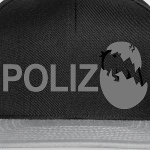 TWEETLERCOOLS - POLIZEI | Teenager Shirt - Snapback Cap